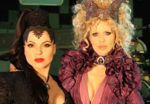 Once Upon a Time Season 4 Maleficent