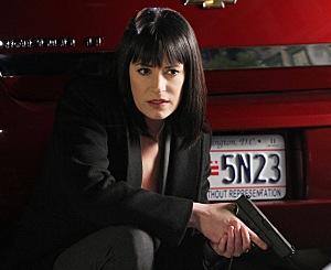 Paget Brewster Criminal Minds