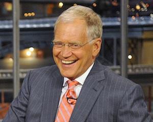 David Letterman Contract Renewal
