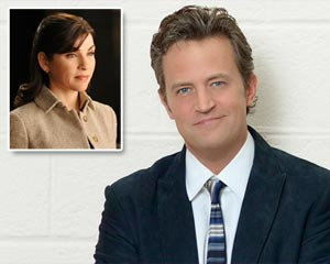 The Good Wife Matthew Perry