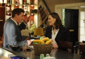 Bones David Boreanaz Emily Deschanel