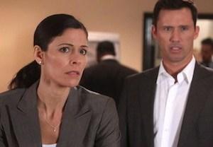 Burn Notice Lauren Stamile Agent Pearce