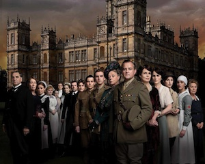 Downton Abbey Seasons 4 and 5
