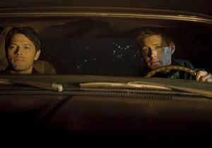 Supernatural Misha Collins Jensen Ackles