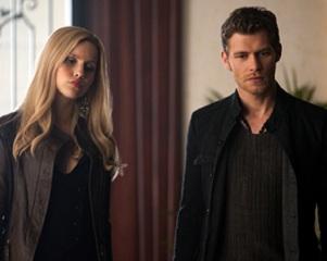 Vampire Diaries Claire Holt Joseph Morgan