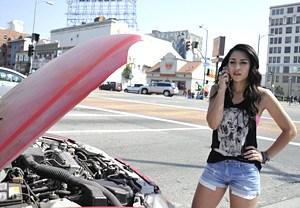 L.A. Complex Cassie Steele