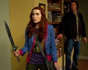 Supernatural Felicia Day