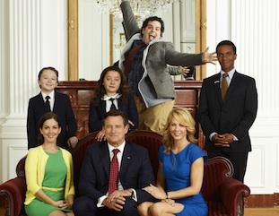 1600 Penn TV Show NBC 2012