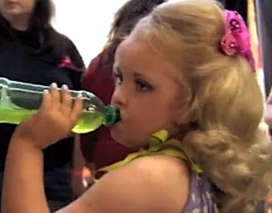 Toddlers AND Tiaras Honey Boo Boo Spinoff