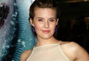 Maggie Grace CBS Wall Street Drama Pilot