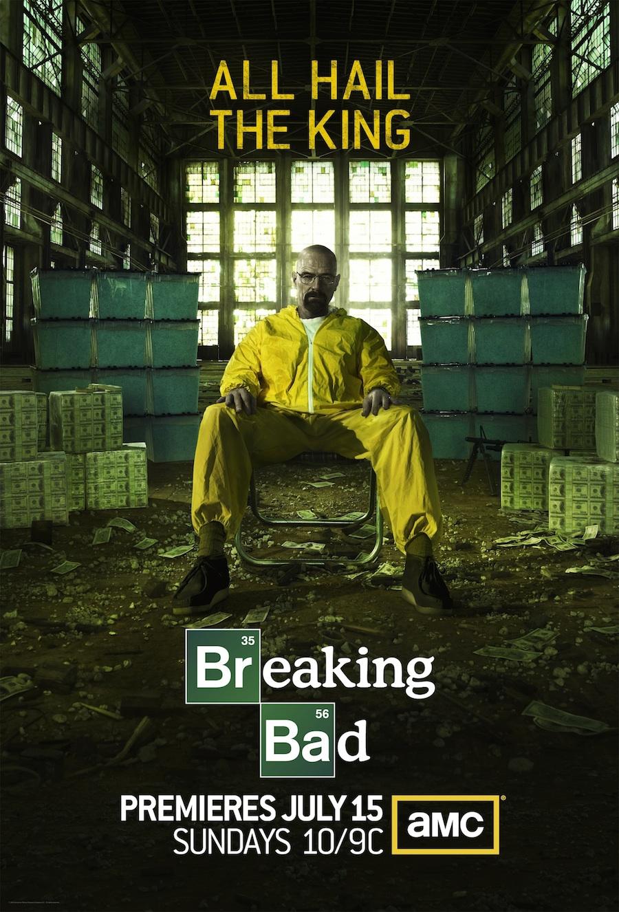 Breaking Bad Season 5 Premiere Date