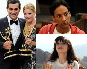 Modern Family Emmys 2012