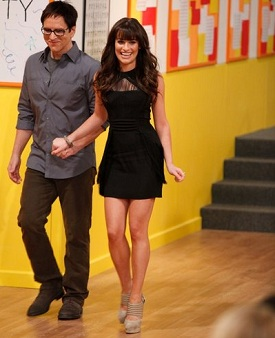 The Glee Project Lea Michele