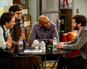 Men At Work TBS