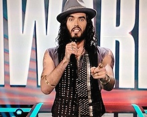 Russell Brand MTV Movie Awards 2012