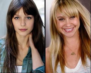 Becca Tobin Melissa Benoist Glee
