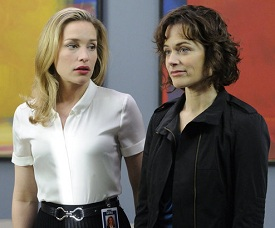 Covert Affairs Piper Perabo Sarah Clarke