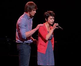 Glee Project Blake Nellie