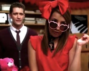 Vanessa Lengies Glee