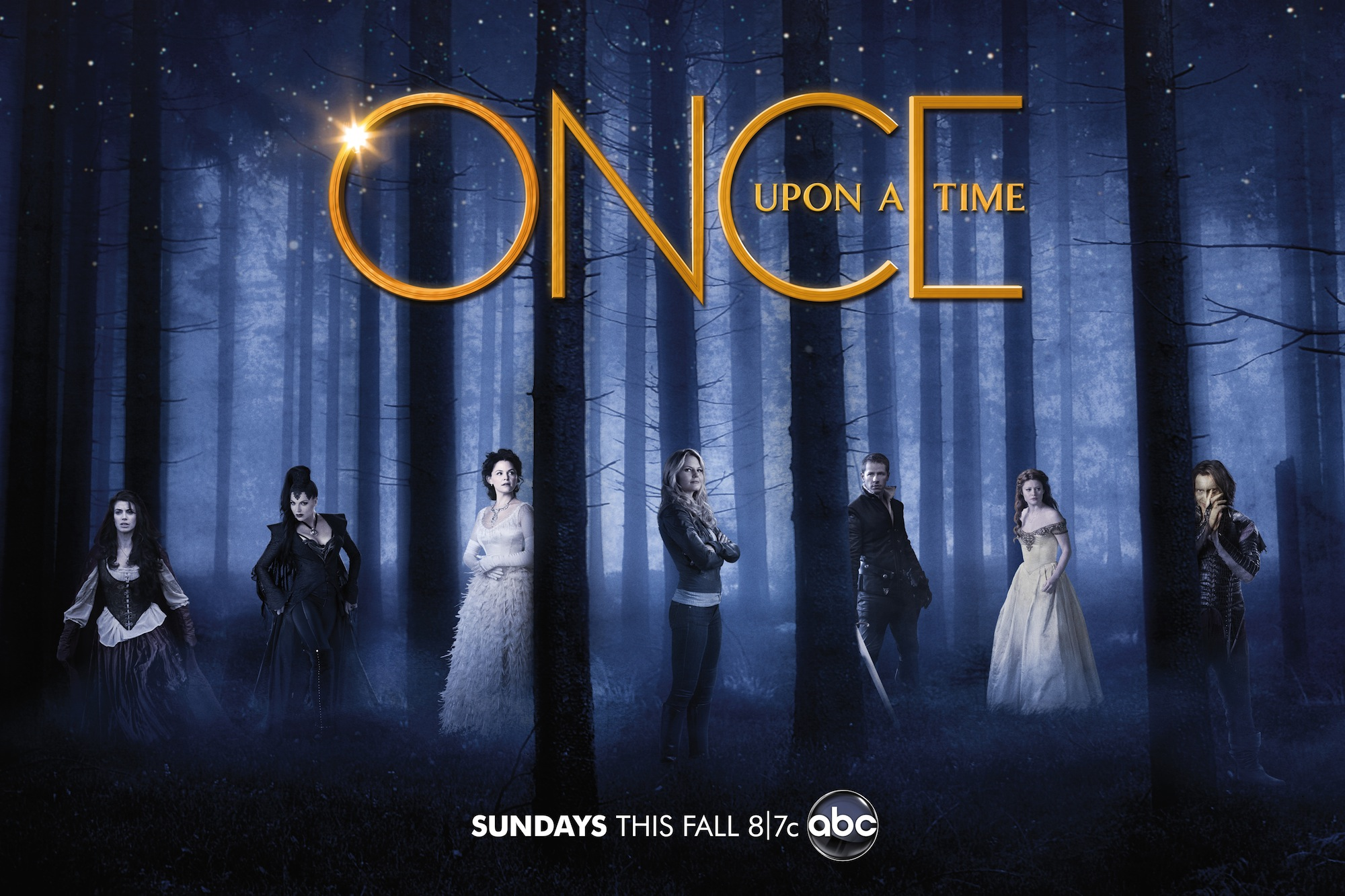 Time once upon a