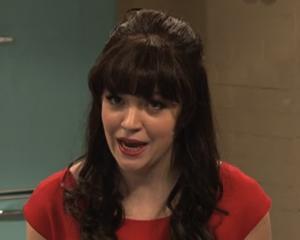 Abby Elliott Saturday Night Live