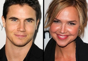 Hawaii Five-0 Arielle Kebbel Robbie Amell