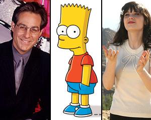 Max Weinberg Zooey Deschanel The Simpsons