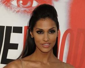 The Vampire Diaries Season 5 Cast  Janina Gavankar