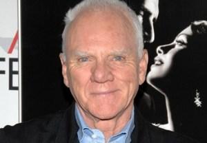 Community Malcolm McDowell