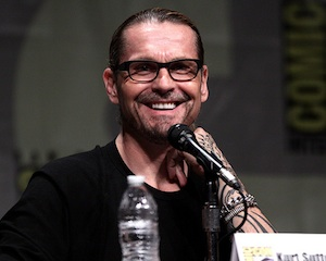 Kurt Sutter Diva Clown Killer