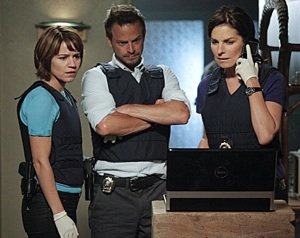 CSI: NY Season 9 Premiere