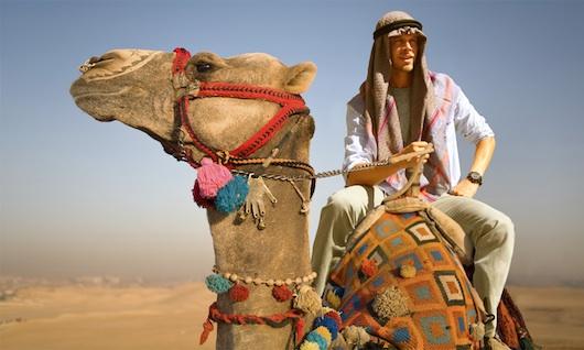 NCIS LA Deeks Camel Season 4