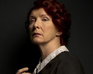 American Horror Story Asylum Frances Conroy