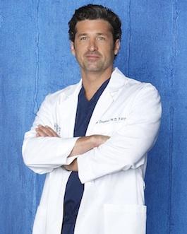 Patrick Dempsey Grey's Anatomy Interview