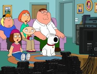 Family Guy Ratings