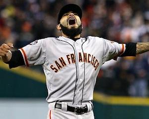 Giants Win the World Series 2012