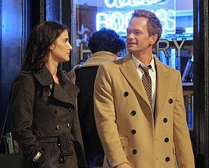 How I Met Your Mother Cobie Smulders Neil Patrick Harris