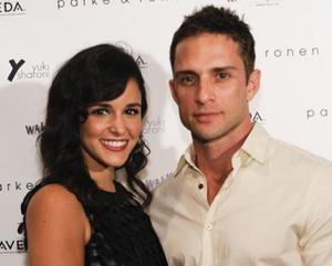 CSI: NY Season 9 David and Melissa Fumero