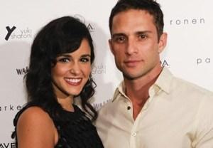 CSI: NY David and Melissa Fumero