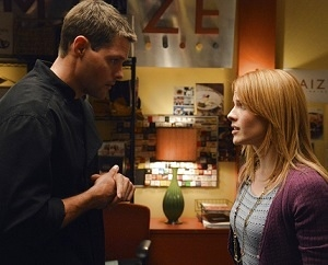 Switched at Birth JUSTIN BRUENING, KATIE LECLERC