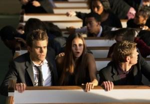 Vampire Diaries Paul Wesley Nina Dobrev