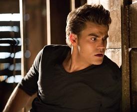 Vampire Diairies Paul Wesley