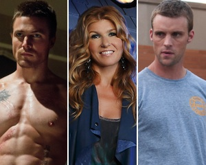 Arrow Nashville Chicago Fire