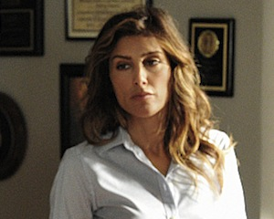 Jennifer Esposito Suspended from Blue Bloods