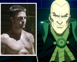 Arrow Season 1 Vertigo