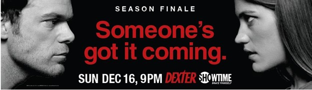 Dexter Season 7 Final Artwork