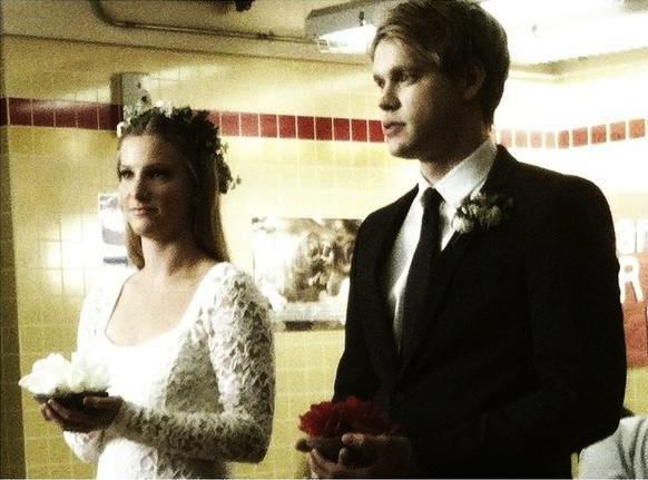 Glee Wedding