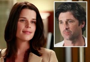 Neve Campbell on Grey's Anatomy's Liz Shepherd