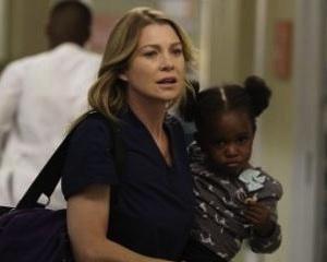 Ellen Pompeo Grey's Anatomy Season 9