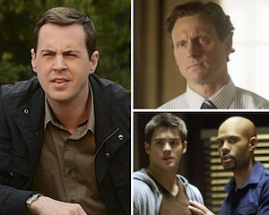 NCIS, Scandal, Vampire Diaries